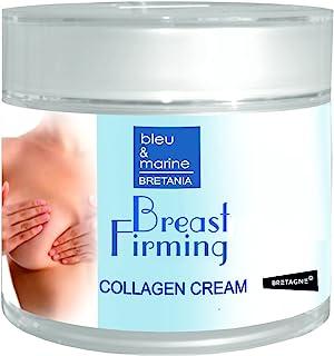 Crema Reafirmantes de Senos - La más Efectiva con Colàgeno Nativo y Elastina 200 ml - Tersura y Firmeza de la piel Crema B...