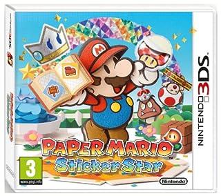 Paper Mario : Sticker Star (B003SNJNUE)   Amazon price tracker / tracking, Amazon price history charts, Amazon price watches, Amazon price drop alerts