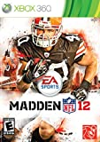 Madden 12 Video Game XBOX