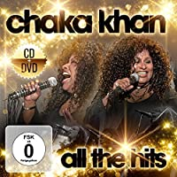 All The Hits. CD+DVD by Chaka Khan