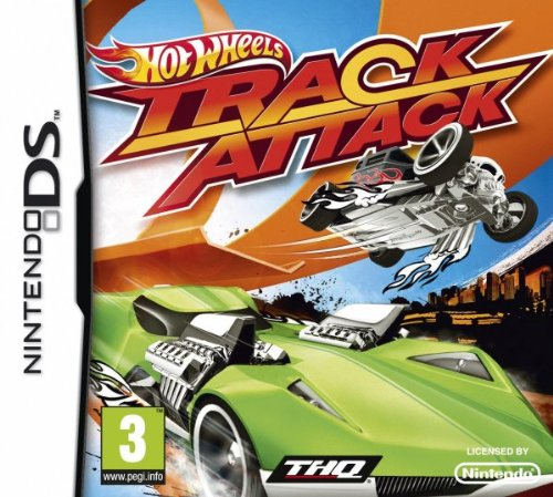 Hot Wheels 2010 Track Attack