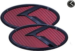 Best red kia logo Reviews