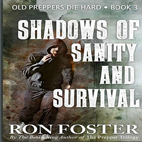 Shadows of Sanity and Survival audiobook cover art