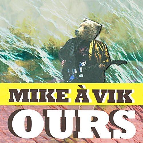 Mike à Vik
