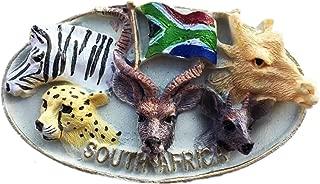 GiraffeWildtiere Magnet Wilde Tiere Kühlschrankmagnet