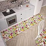 Petti artigiani italiani – tappeto cucina passatoia cucina in microfibra disponibile in tante fantasie e 6 dimensioni Questo tappeto per cucina, o passatoia cucina, racchiude tutte le caratteristiche che stai cercando; si tratta di un tappeto antimac...