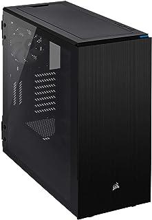 Corsair Carbide Series 678C Low Noise Premium Tempered Glass ATX Gaming Case - Black