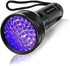 Best black uv flashlight Reviews