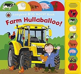 Farm Hullaballoo! Ladybird Big Noisy Book (1409306682) | Amazon price tracker / tracking, Amazon price history charts, Amazon price watches, Amazon price drop alerts