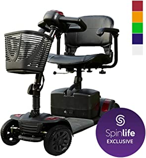 Drive Medical Spitfire Pro SE 4 Wheel (Standard Batteries)