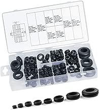 Vipithy 225Pcs O-Ring Kit Rondelles En Caoutchouc Joint Joints Assortiment Ensemble pour Plomberie