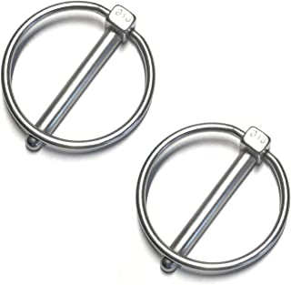 Best stainless steel linch pins Reviews