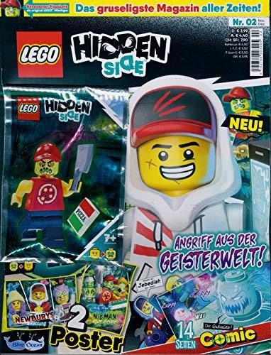 LEGO Hidden Side 02/2019 'Angriff aus der Geisterwelt!'