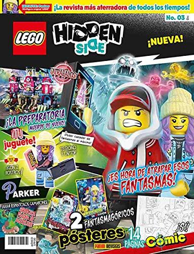 LEGO Hidden Side N.3 ¡Es Hora de atrapar esos fantasmas!