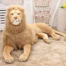 peluche leone gigante