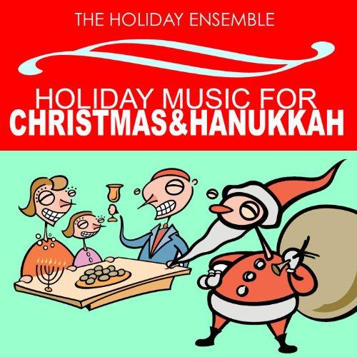 Holiday Music For Christmas & Hanukkah