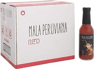 Mala Peruviana Tomato Juice Red - 200 ml (Pack of 12)