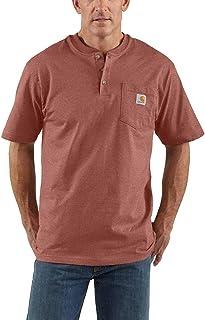 Men's Workwear Pocket Henley Shirt (Regular and Big &...