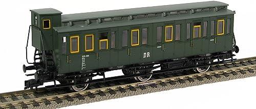 Fleischmann 576501 3-achsiger Abteilwagen 2. Klasse, Bauart B 3, der DR