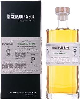 Reisetbauer Single Malt 12 Years Old Whisky 1 x 0.7 l