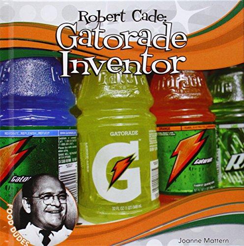 ROBERT CADE (Food Dudes)