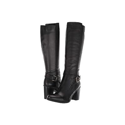 Naturalizer Kelsey (Black Leather) Women