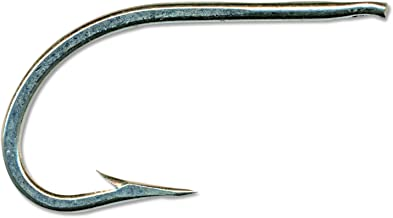 Mustad 3412CD Classic O'Shaugnessy 2 Extra Strong Short Shank Forged Needle Eye Hook (5-Pack)