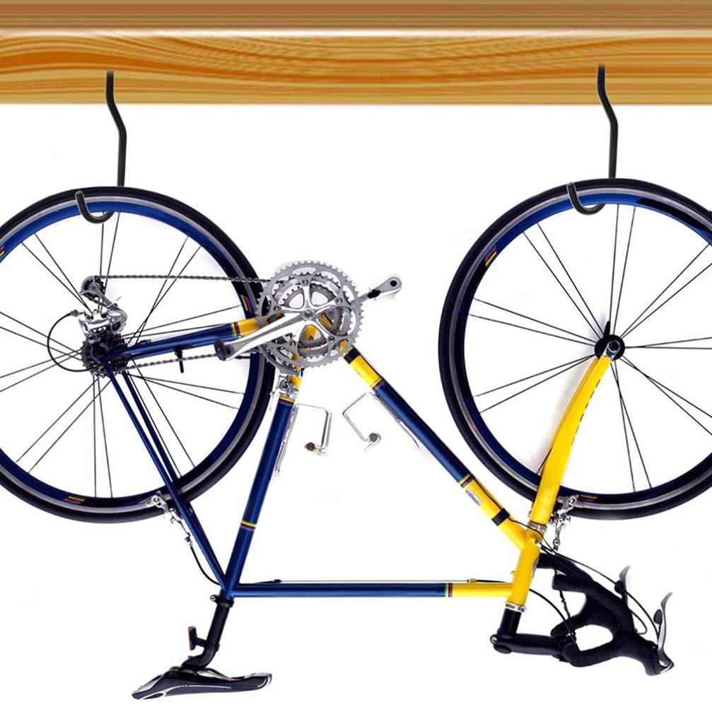DOITOOL - Gancho para bicicleta con tornillo pesado para garaje ...