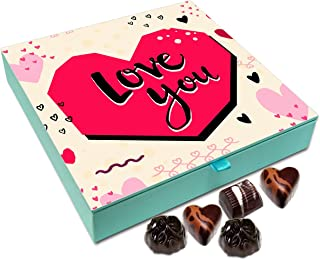 Chocholik Fathers Day Gift Box - Love You Dad Chocolate Box - 9pc