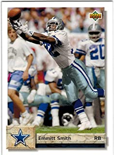 1992 Upper Deck Super Bowl Champion Dallas Cowboys Team Set with Troy Aikman & 4 Emmitt Smith - 27 NFL Cards