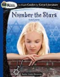 Rigorous Reading: Number the Stars (In-Depth Guides for Great Literature), Grades 4–6 from Teacher Created Resources