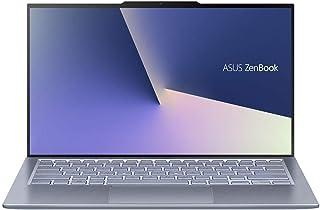 Asus Zenbook S13 UX392FN-AB009T Ultrabook (Utopia Blue) - Intel i7-8565u 4.6 GHz, 16 GB RAM, 1000 GB SSD, Nvidia Geforce MX150, 14 inches LED , Windows 10 Home, Eng-Arb-KB