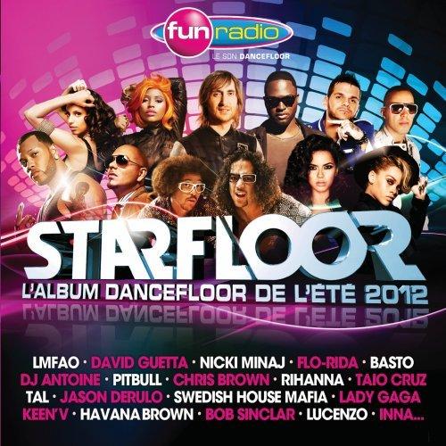 Starfloor Eté 2012 (Double CD)