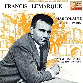 "Vintage French Song Nº 94 - EPs Collectors, ""Marjolaine"""