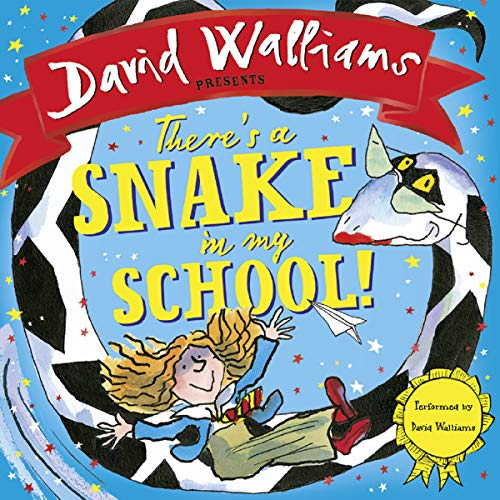 There's a Snake in My School! cover art