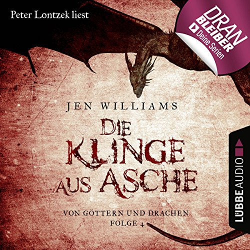 Die Klinge aus Asche audiobook cover art