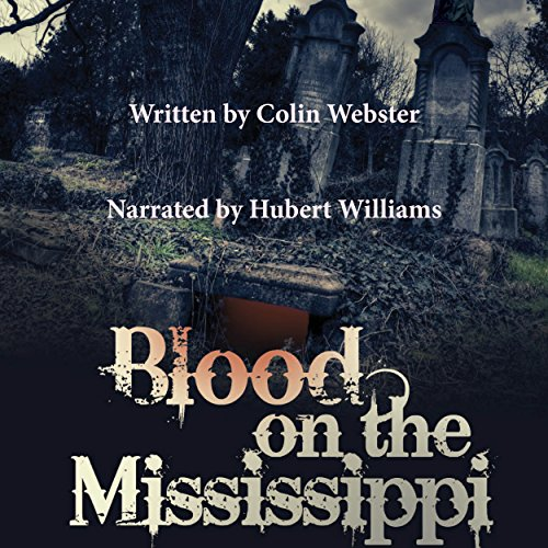 Blood on the Mississippi audiobook cover art