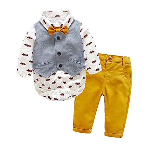 86b72bdcc216 Baby Boy Special Occasion Outfit  Amazon.com