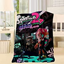 Sheldon-Spla-toon Cozy Soft Blanket Fleece Throw Fuzzy Lightweight Hypoallergenic Plush Bedding Couch Home