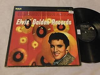 Elvis Golden Records VINYL LP – RCA – AQL1-1707(e)