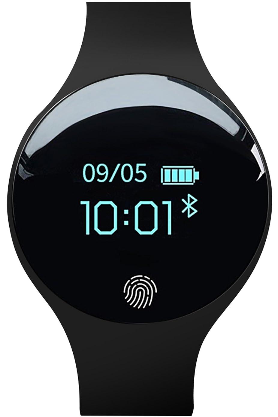 Fitness Tracker Watch Women Men Bluetooth Pedometer Activity Tracker IP67 Waterproof Android iOS Digital Smartwatch