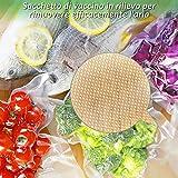 Zoom IMG-1 vacsaver sacchetti sottovuoto per alimenti