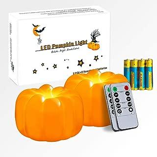 Best pumpkin light with timer Reviews