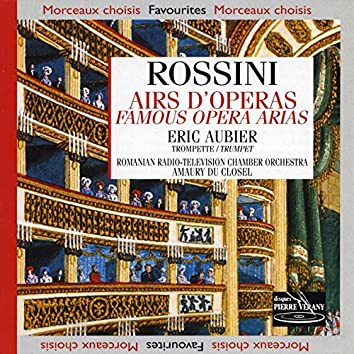 Rossini : Airs d'opéra