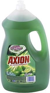 Lavatrastes Líquido Axion Limón 2.8 L (Presentación puede variar)