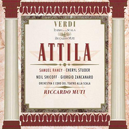 Riccardo Muti, Samuel Ramey, Cheryl Studer, Giorgio Zancanaro, Neil Shicoff & Ernesto Gavazzi