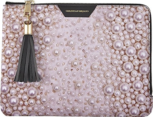 Christian Siriano - CS Laptop Sleeve - Pearl CS-MLS13PE For 13'' laptops