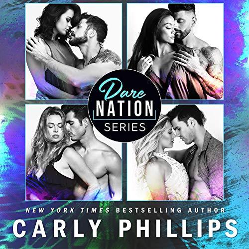 Page de couverture de Dare Nation - The Entire Collection