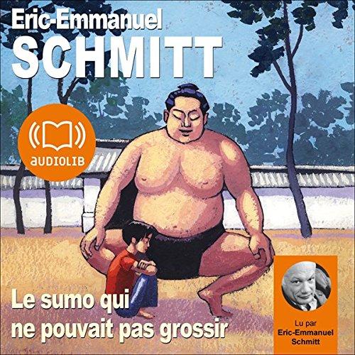 Le sumo qui ne pouvait pas grossir  audiobook cover art