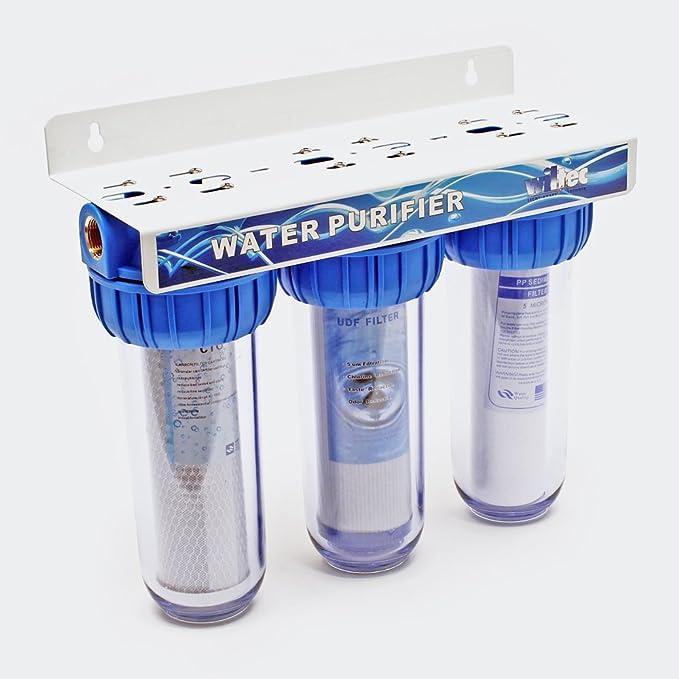 58 opinioni per Naturewater NW-BR10B4 Filtro a 3 stadi 32.89 mm cartuccia filtrante filtrazione